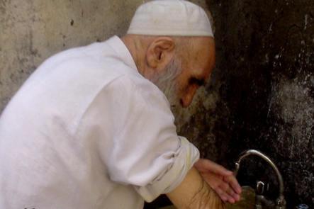 تصاویری از عارف واصل آیت الله مروجی(ره) /کجایند مردان بی ادعا…