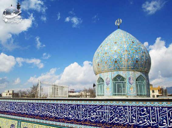 تاریخچه مسجد جامع کوهدشت +عکس