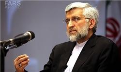 سعید جلیلی: یکی از اصول آمریکا در اختیار داشتن رهبری جهان است./آمریکا نمیخواهد ایران قدرتمند باشد/ آن زمان سوخت ۲۰ درصد را در مقابل همه تحریمها تولید کردیم.
