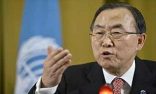 بان کی مون : از همه طرف ها می خواهم هرچه سریع تر جنگ را متوقف کنند.
