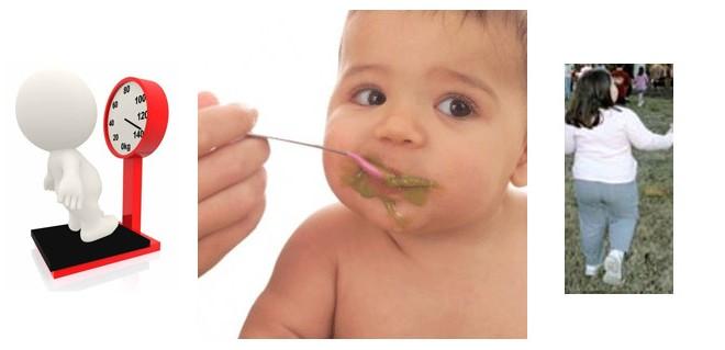 تاثیر شگرف تغذیه در نوزادی بر بروز چاقی در بزرگسالی