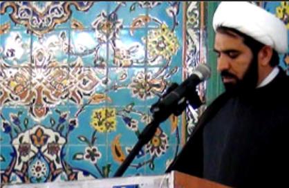 حجت الاسلام فاطمی نیا:آمریکا هنوز هم شیطان بزرگ است ./ادعای اسلامیت کشورهای عربی کجاست ؟