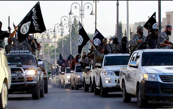 شهر الرمادی عراق به طور کامل به دست داعش افتاد+عکس