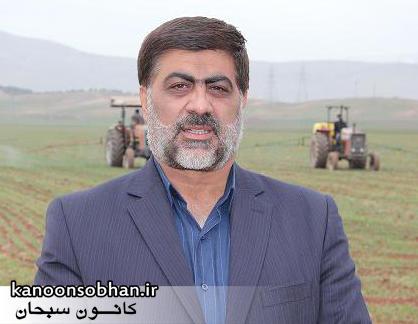 بهره برداری از دو ایستگاه پمپاژ آب کشاورزی کوهدشت تا هفته دولت امسال