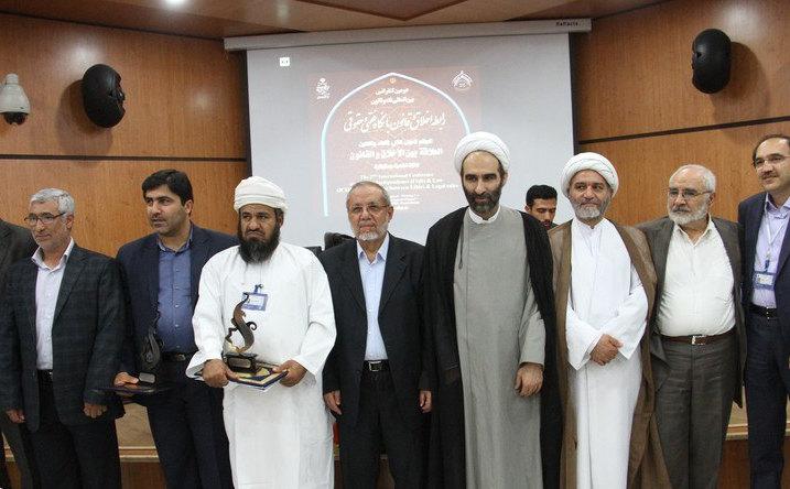 تصاویر اختتامیه دومین کنفرانس بین المللی فقه و قانون با حضور حجت الاسلام دکتر احمد مبلغی