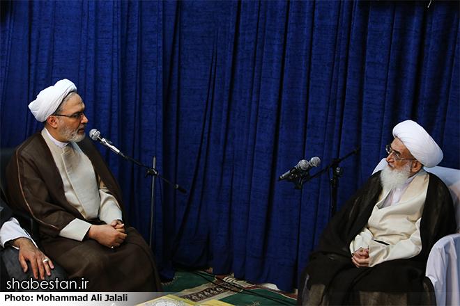 آیتالله نوریهمدانی:  عربستان دستورات آمریکا را اجرا میکند./رواج تفسیر موضوعی در مساجد