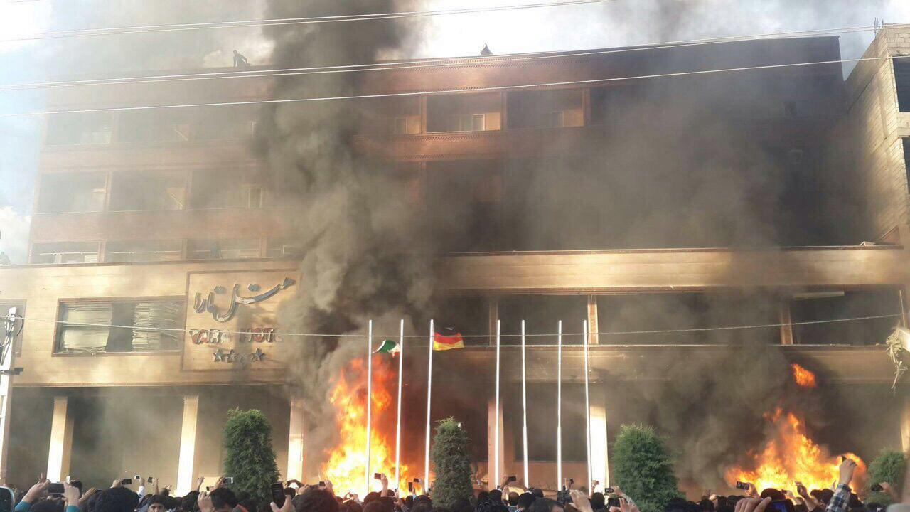 جزئیات و اخبار جدید حادثه مهاباد+عکس