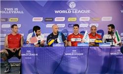 کاپیتان تیم ملی والیبال آمریکا:ایران بسیار عالی بود؛به خصوص سعید معروف!