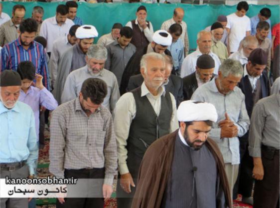 گزارش تصویری از نمازجمعه هندودر اراک