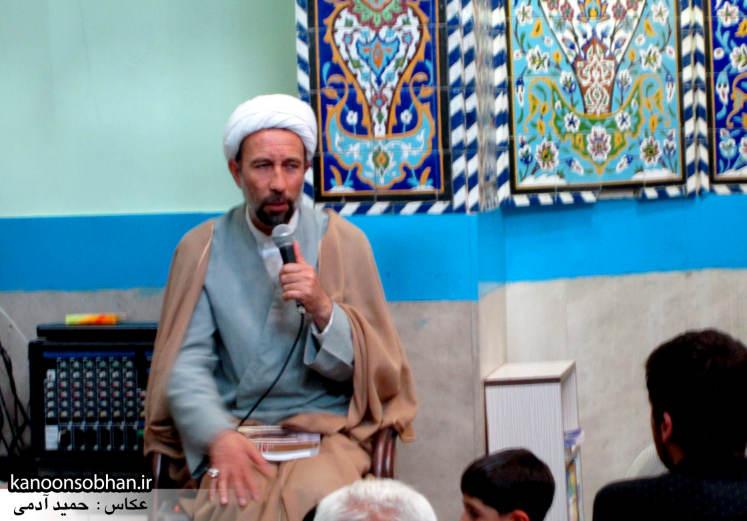 تصاویر سخنرانی حاج آقا سبحانی در ایام ماه مبارک رمضان ۹۴