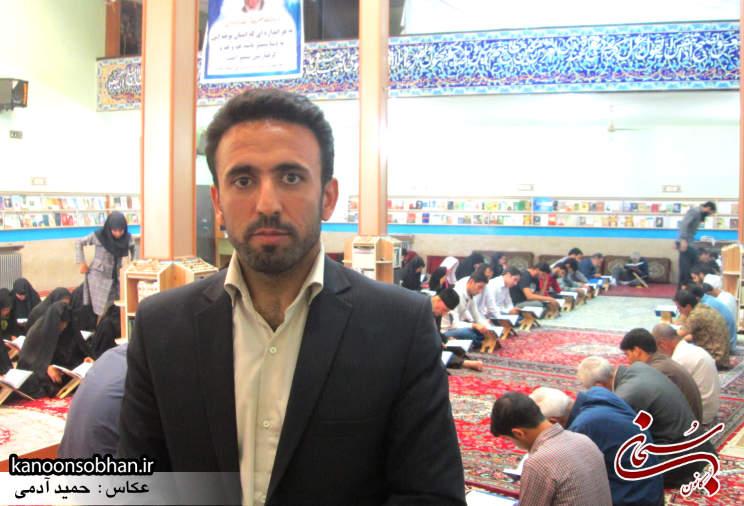 جعفری:مراسمات جزءخوانی قرآن در رمضان موجب ترویج بیش از پیش فرهنگ روح بخش قرآنی در جامعه می شود.