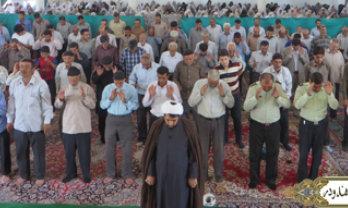 حجت الاسلام فاطمی نیا :ازظرفیت بودجه آلایندگی  در این منطقه  بایستی بیشتر از این استفاده شود ./بحران های جهان اسلام ریشه در شیطنت های صهیونیستی دارد.