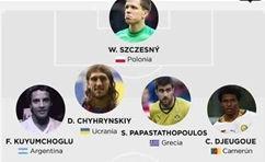 اسامی۱۶ بازیکن فوتبال جهان که نامشان به سختی تلفظ می شود؟/ حضور یک نام یک فوتبالیست ایرانی در لیست