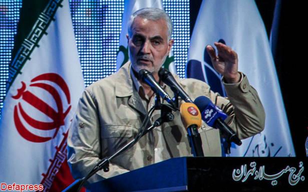 گزارش تصویری«همایش دفاع مقدس، ایثارگران و شهدای استان کرمان»با حضور سردار سلیمانی