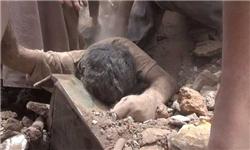 فوری/بیش از ۳۰ نفر در حمله عربستان به غرب یمن کشته شد.