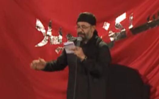مداحی « شب دوم محرم ۹۴ » با صدای حاج محمود کریمی