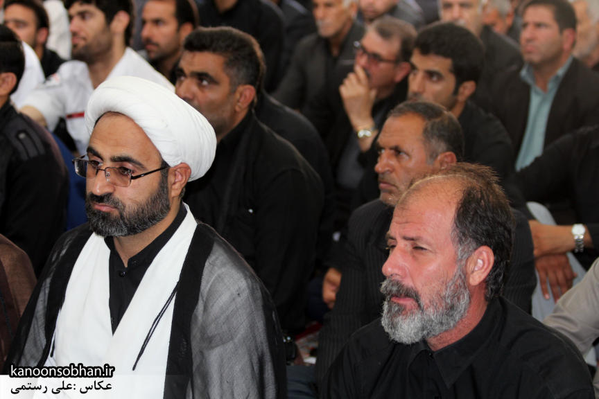 گزارش تصویری نماز جمعه ۱ آبان ۹۴ کوهدشت مصادف با تاسوعای حسینی