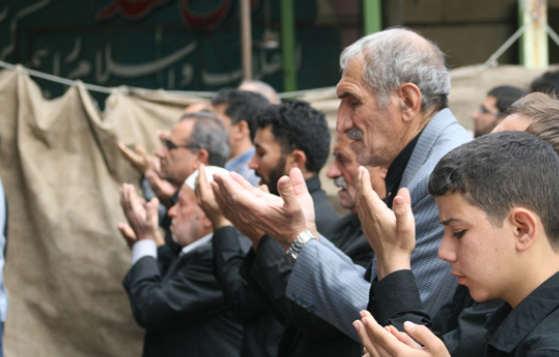 گزارش تصویری « نماز جمعه ۲۴ مهر ۹۴ شهرستان کوهدشت »