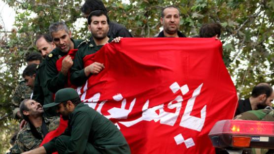 گزارش تصویری استقبال از پرچم گنبد حضرت ابوالفضل (ع) در شهرستان کوهدشت