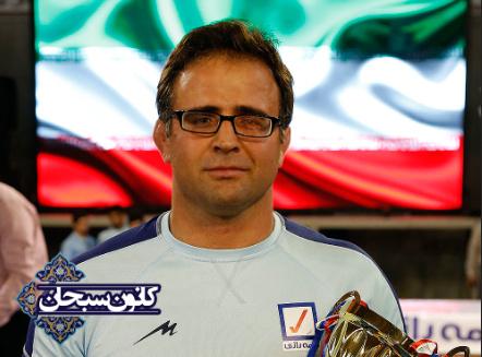 روحالله دلانگیز:هدفمان در پیکارهای جهانی ماندن جام قهرمانی در ایران است.