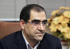 وزیر بهداشت:آمار جان باختگان ایرانی حادثه «منا» صحیح نیست .