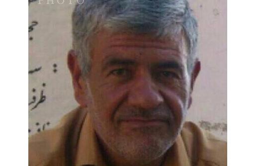 محمد رضا ابراهیمی یادگار دفاع مقدس به جمع شهدای مدافع حرم پیوست + عکس