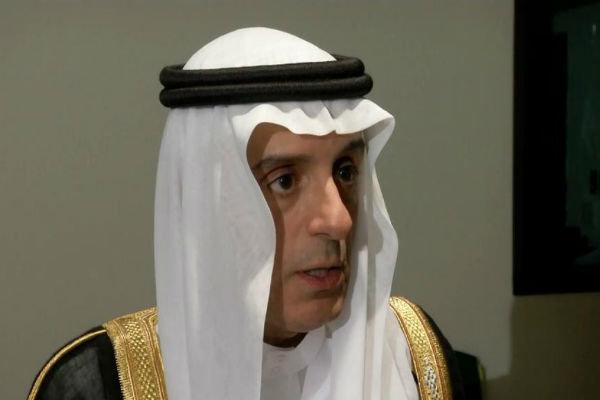 وزیر امور خارجه عربستان: من گمان می کنم ایرانی ها ملی گرا هستند./ ما خواهان رابطه ای خوب با ایران هستیم.