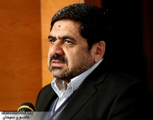 بازدید رئیس بنیاد مسکن انقلاب اسلامی  از مناطق سیل زده کوهدشت