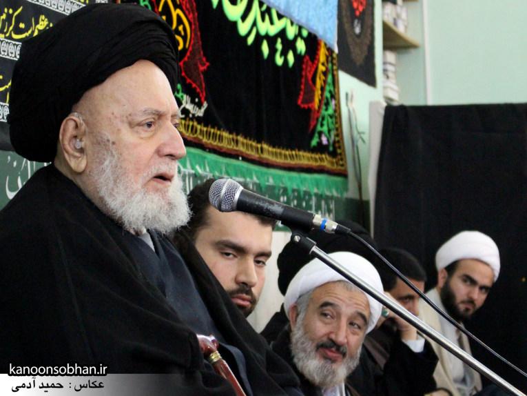 آیت الله سید محمد نقی شاهرخی : برجام حاصل دفاع جانانه مذاکره کنندگان هسته ای از حقوق مسلم ملت ایران است.