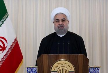 رئیس جمهور: دیماه ۹۴ تحریمهای علیه ایران برداشته میشود.
