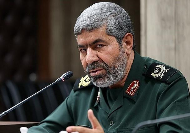 سردار شریف:بنده هیچگونه گفتوگویی در مورد سفرسرلشکر سلیمانی به مسکو،باشبکه المیادین نداشته ام.