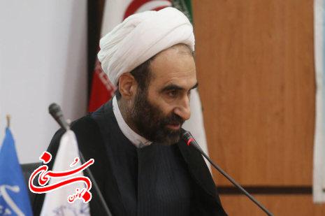 حضور آیت الله احمد مبلغی در نشست روابط فرهنگی عربی ایرانی در تونس