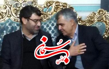 اعلام حمایت سیروس ابراهیمی از الهیار ملکشاهی+عکس