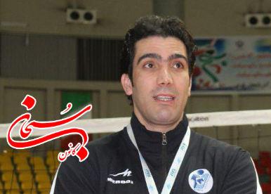 تیم محمد سلیمانی قهرمان والیبال کشور شد.+عکس