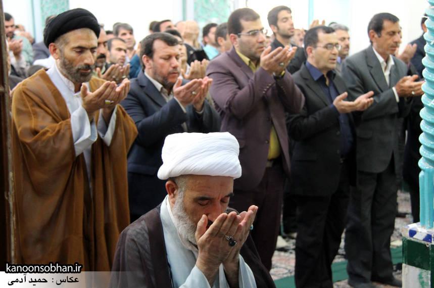 تصاویر نمازجمعه ۲۰ فروردین ۹۵ کوهدشت