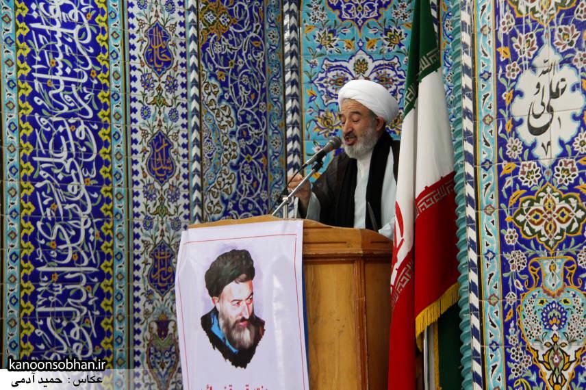 امام جمعه کوهدشت:بایستی با حقوق های نجومی برخورد انقلابی کرد.