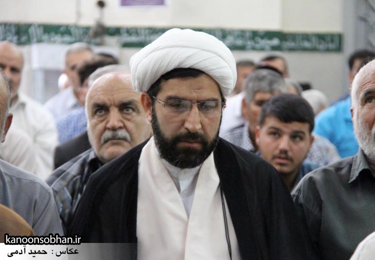 معرفی حجت الاسلام حسن رضایی به عنوان رئیس جدید ستاد نماز جمعه کوهدشت+عکس