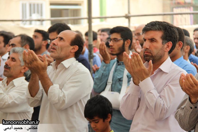 گزارش تصویری دومین نماز جمعه رمضان ۹۵ کوهدشت