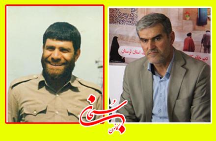 پیام تسلیت فرماندار رومشکان در پی در گذشت جانباز سرافراز محمد مرادی
