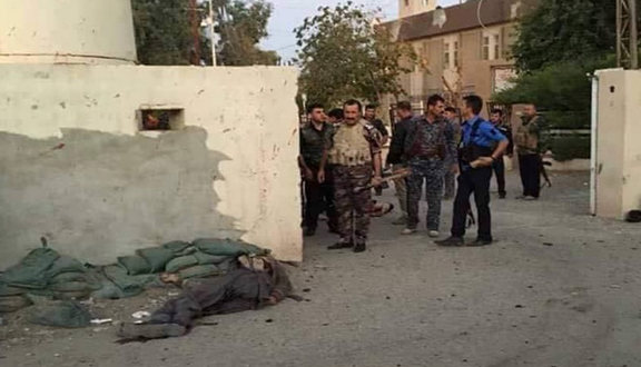 جزئیات جدید از حملات انتحاری داعش به کرکوک+عکس