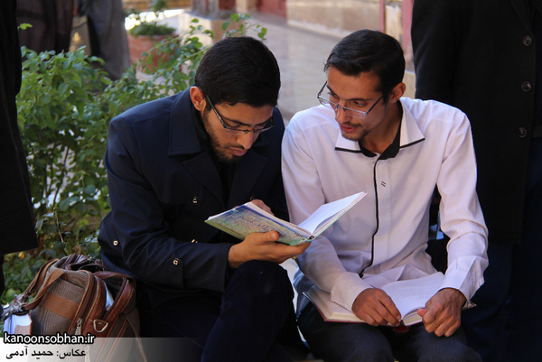 تصاویر برگزاری امتحانات شفاهی طلاب استان لرستان