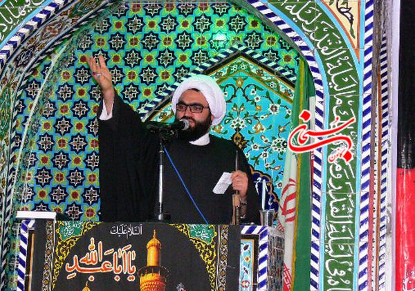 امام جمعه رومشکان: آموزش و پرورشی با این مشکلات در شأن فرهنگیان فهیم رومشکان نیست.