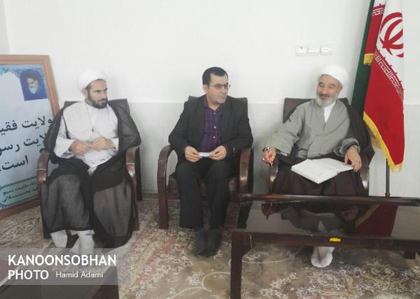 تصاویر جلسه برگزاری مراسم اعتکاف ۹۶ در کوهدشت