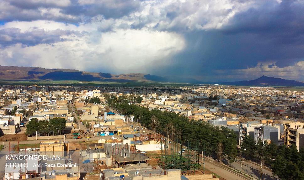 ۴ تصویر از شهر کوهدشت لرستان در بهار ۹۶