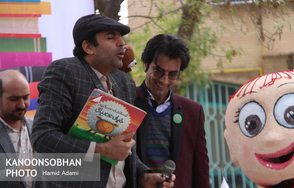 تصاویر برگزاری برنامه کاروان دانش در کوهدشت