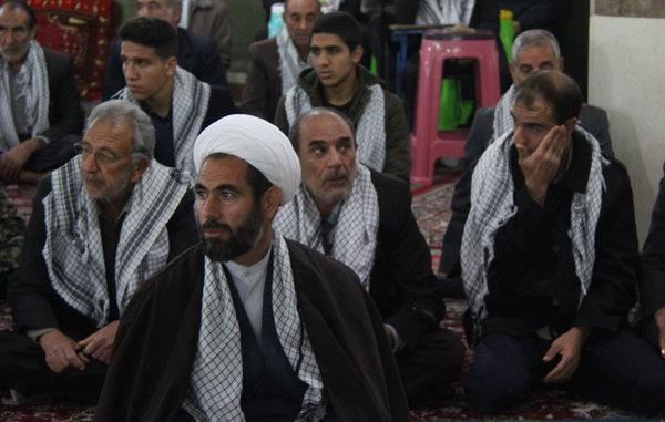تصاویر یادواره شهدای منطقه شهید رجایی کوهدشت