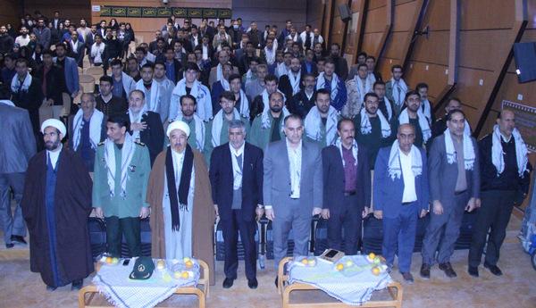 گزارش تصویری برگزاری مراسم روز شهرستان کوهدشت/بهمن۹۶
