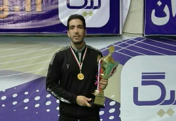 تیم والیبال محمد سلیمانی برای چهارمین بار قهرمان لیگ شد
