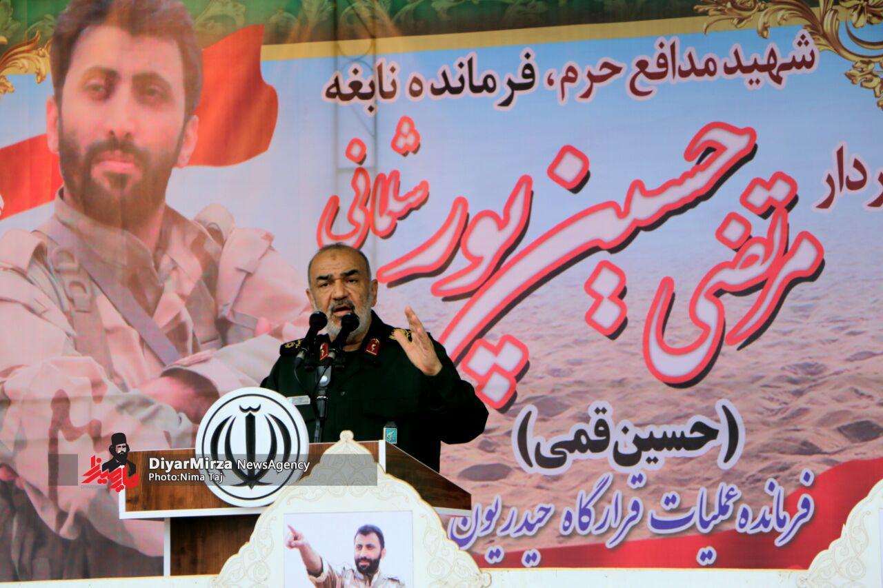 شهید حسین پور یک اسطوره ،نابغه و شخصیتی شبه افسانهای است