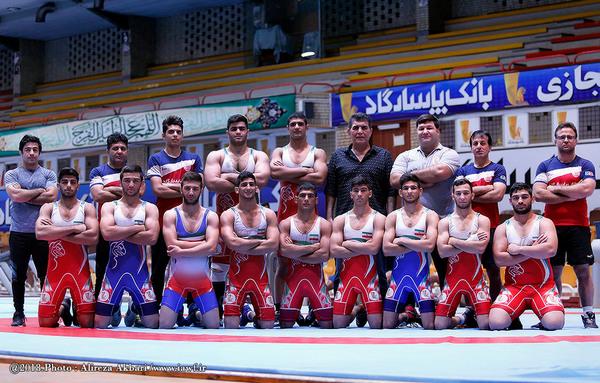 تیم کشتی فرنگی جوانان با «مربیگری روح الله دل انگیز» ایران قهرمان جهان شد